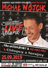 Stand Up - Michał Wójcik - LIVE Volume 1